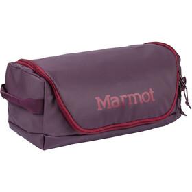 Marmot Compact Hauler Trousse de toilette, dark purple/brick